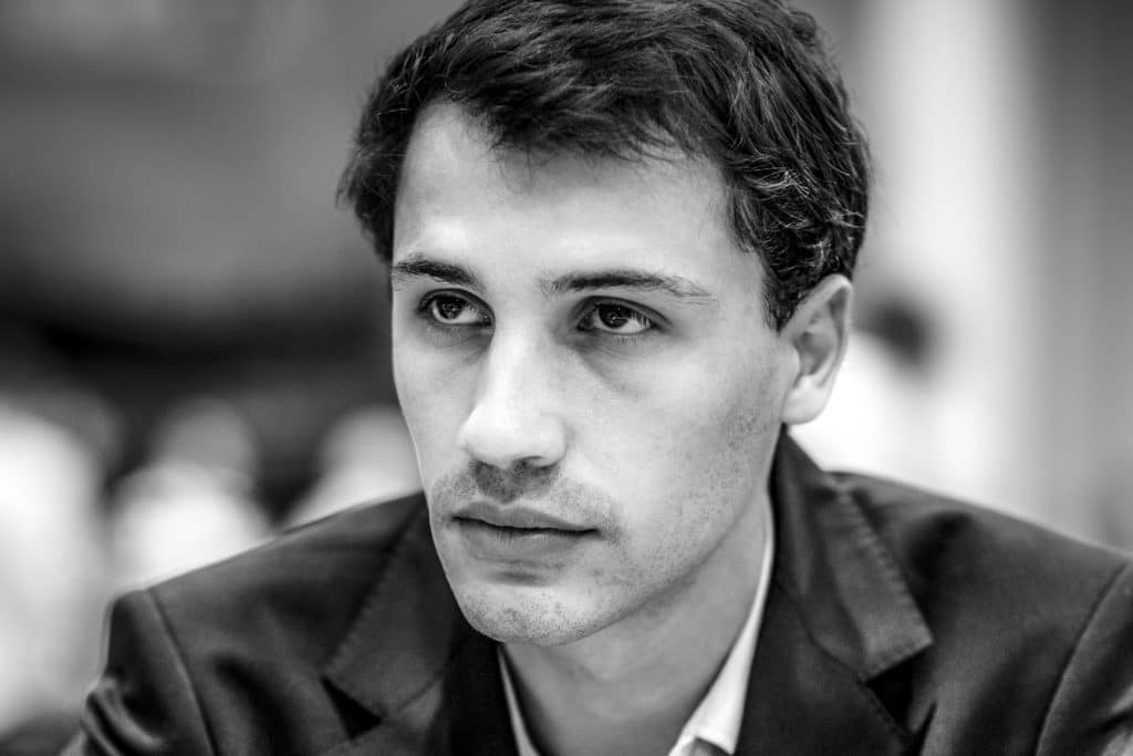 GM Ivan Cheparinov photograph taken by David Llada