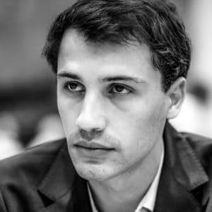 GM Ivan Cheparinov photograph taken by David Llada